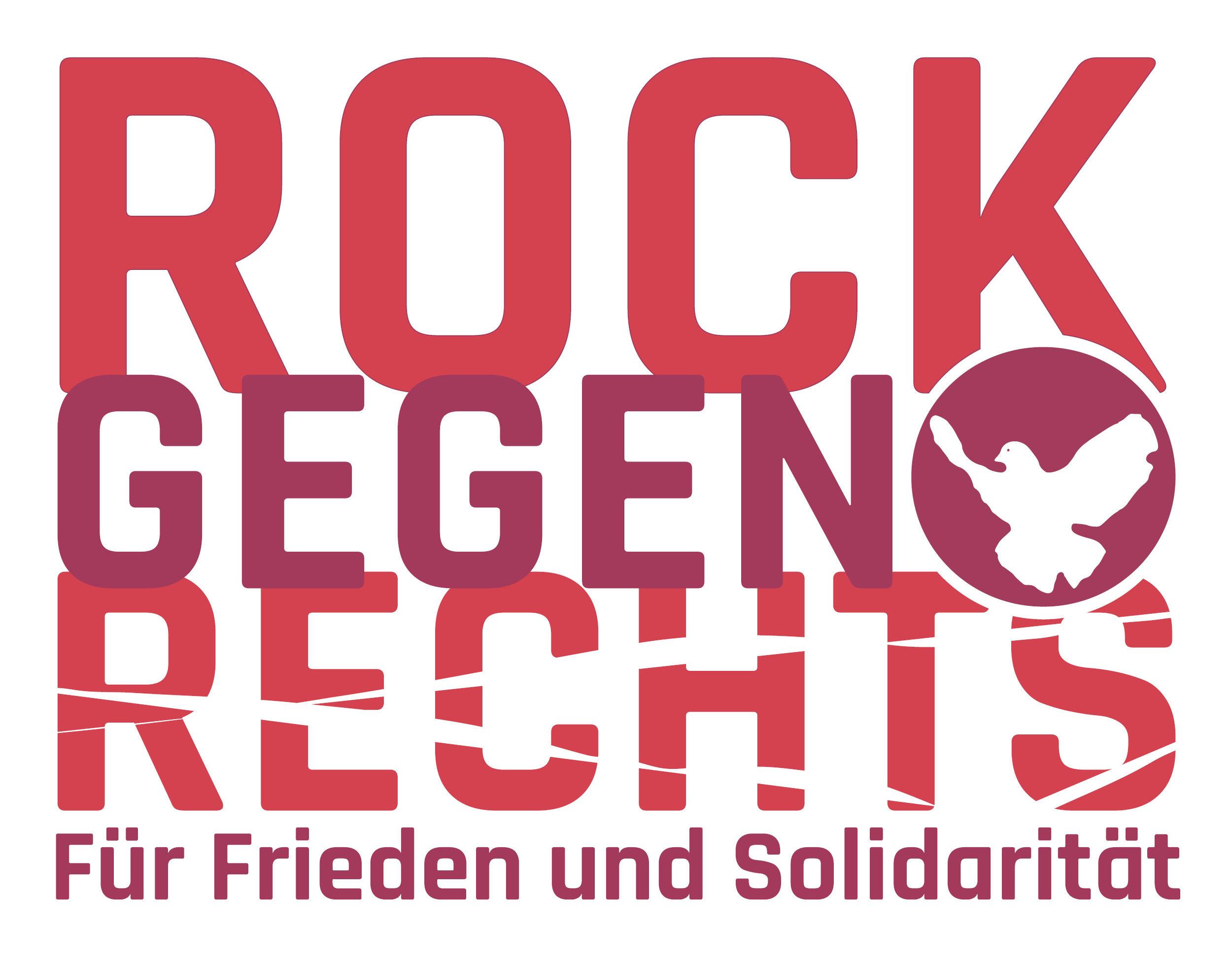 Rock gegen Rechts 2018 in Frankfurt am Main